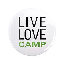 "Live Love Camp 3.5"" Button"