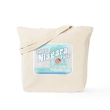 Fall for Niagara Falls Tote Bag