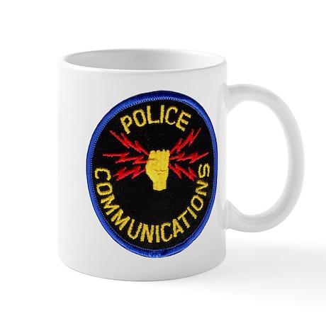 Police Communications Mug