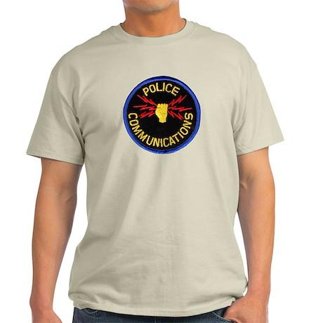 Police Communications Light T-Shirt