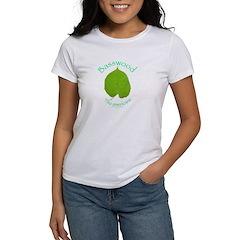 Basswood Leaf 1 Tee
