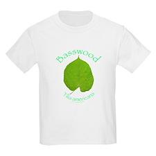 Basswood Leaf 1 T-Shirt