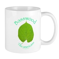 Basswood Leaf 1 Mug