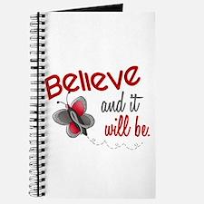 Believe 1 Butterfly 2 GREY Journal