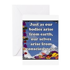 Bodies Arise Greeting Cards (Pk of 10)