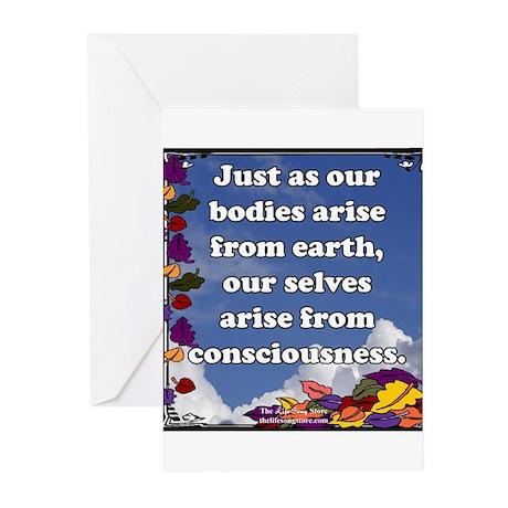 Bodies Arise Greeting Cards (Pk of 10)