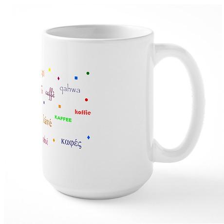 Coffee Around the World Mug