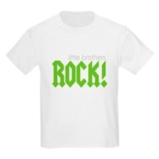 Little Brothers Rock T-Shirt