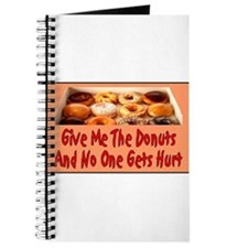 Give Me The Donuts Journal