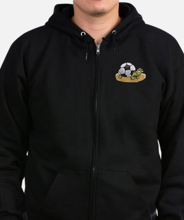 Unique Back to school Zip Hoodie (dark)
