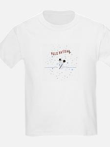 Feliz Navidad Christmas T-Shirt
