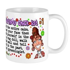 Twisted Sister Chicklist #1 Mug