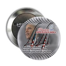 """44th President - 2.25"""" Button (10 pack)"""