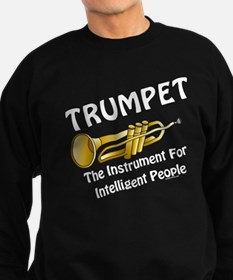 Trumpet Genius Sweatshirt (dark)