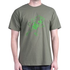 Redcloak (Military Green) T-Shirt