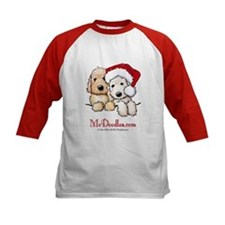 Holiday Pocket Doodle Duo Tee