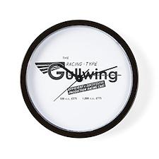 Gullwing Wall Clock