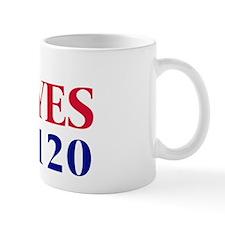Vote YES on Prop 120 Mug
