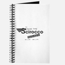 Scirocco Racing Journal