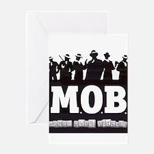 MOB Greeting Card