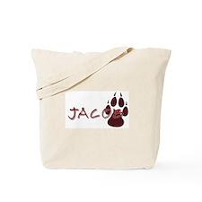 Cute Jacob black Tote Bag