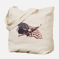 Unique Bald eagle Tote Bag