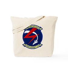 Strike Aircraft Test Center Tote Bag