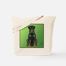 Rottweiler Tote Bag
