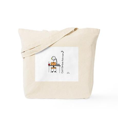 Call Centre Advisor Tote Bag