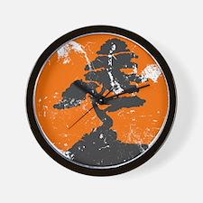 Cool Karate kids Wall Clock