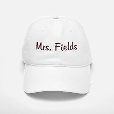 Mrs. Fields Baseball Baseball Cap