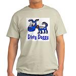 Dirty Blue Doggy Light T-Shirt