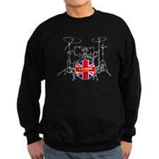 UK DRUM KIT Sweatshirt