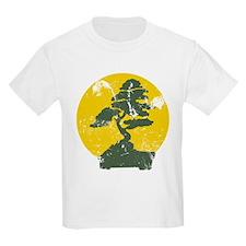 Mens Designer Bonzai Tree T-Shirt