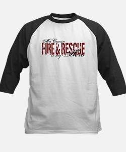 Cousin My Hero - Fire & Rescue Tee