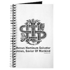 IHS JESUS, SAVIOR OF MANKIND Journal