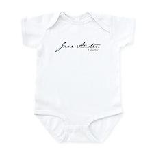 Jane Austen Fanatic Infant Bodysuit