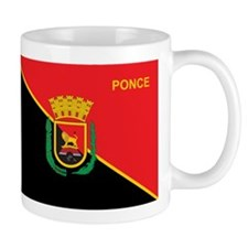 Ponce Flag Mug