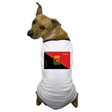 Ponce Flag Dog T-Shirt