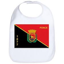 Ponce Flag Bib