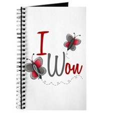 I Won 1 Butterfly 2 GREY Journal