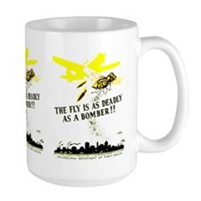 The Fly is as Deadly Mug