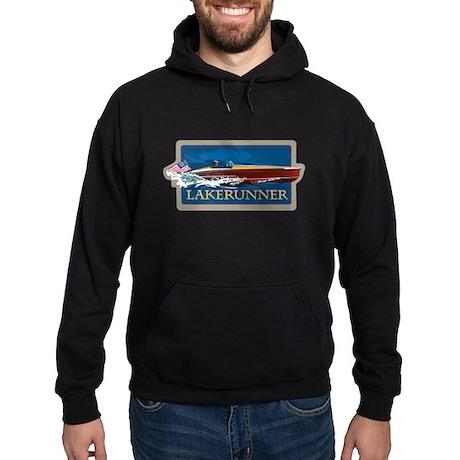 Lakerunner Wooden Boat Hoodie (dark)