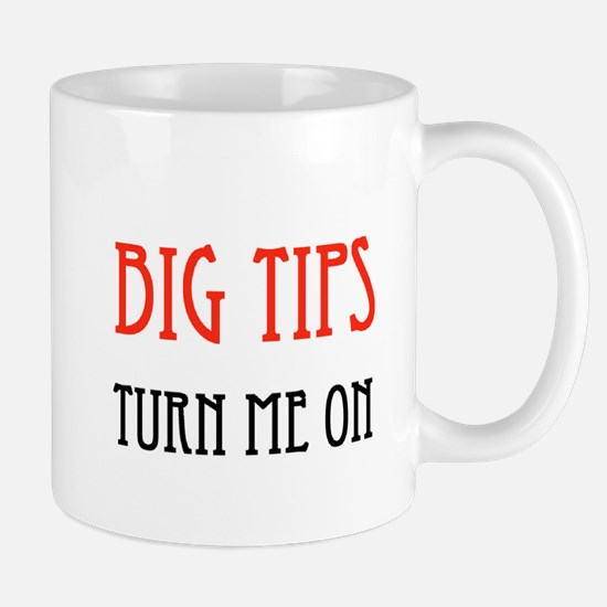 BIG TIPPER Mug