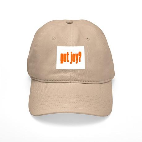got joy? Cap