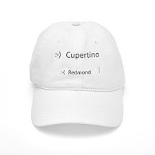 Cupertino Smiles Baseball Cap