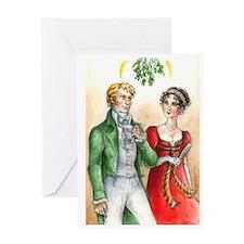 Regency Christmas card