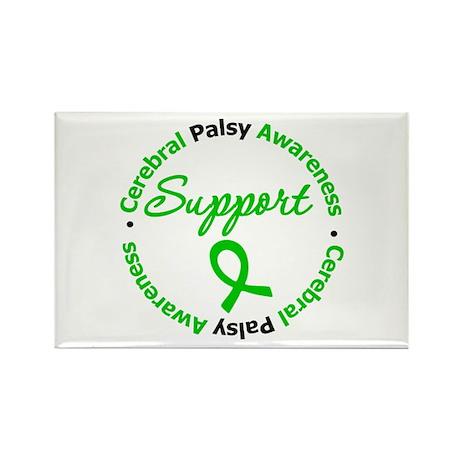 CerebralPalsySupport Rectangle Magnet