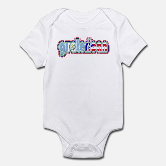 GuateRican Infant Bodysuit