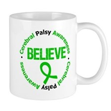 CerebralPalsyBelieve Small Mug